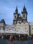 Прага. Вацлавская площадь