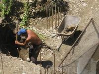Ищет полезные ископаемые