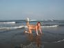 Аэробика на пляже