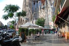 Саграда Фамилия (Храм Святого Семейства - Sagrada Familia).