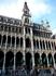 Площадь Гранд Плас, Брюссель,  именно ее раз в 2 года выкладывают ковром из цветов
