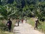 рабочие на острове Ко Куд