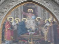 фрагмент украшения собора Санта-Мария дель Фьоре