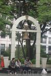 Сан-Паулу. Патиу-ду-колежиу. Первая католическая школа для индейцев
