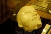 Музей Ленина. Его посмертная маска.