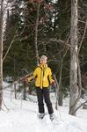 В 2009г снег выпал поздно. Только 23 ноября были долгожданные первые покатушки. Ну и я любимая на фоне сосен и рябинки.