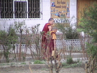 маленькие монахи