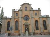 Самая старая церковь в Стокгольме