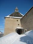 Крепость - вход