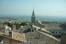Крыши  Сан-Марино.