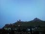 Генуэзская крепость. Вечер.