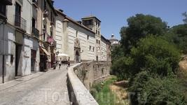 Granada - Carrera del Darro