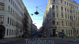 Если свернуть налево, к Бергассе 19, то попадешь в музей Зигмунда Фрейда