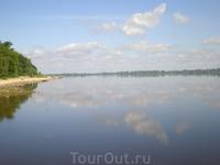 Зеленая стоянка в Козловке