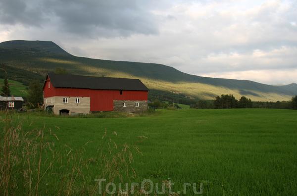 Пастораль по-норвежски