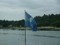 Голубой флаг Юнеско