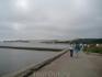 Нида.Литва. Вид на дюны с залива.
