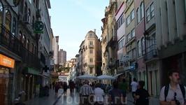 Улица Коимбры