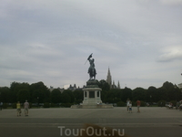 Памятник эрцгерцогу Карлу