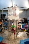Научный центр «Ahhaa». Водная экспозиция.