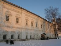 """Музей """"Слова о полку Игореве"""", список которого был найден в этом монастыре"""