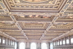 Палаццо Векьо. Потолок зала Пятисот.