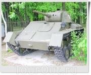 Лёгкий танк Т-70 (СССР).