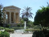 Нижние сады Барракка