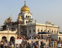 Сикхский храм Дели