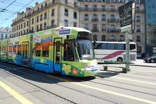 Женевский трамвай