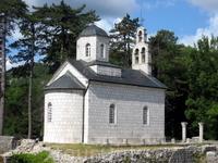 Церковь на Чипурках, 19 век. Алтарь оформили русские мастера