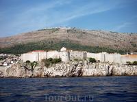 Панорама Дубровника