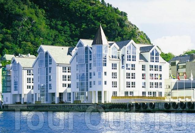 Radisson sas hotel ålesund norway