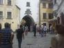 А вот и сами Михайловские ворота