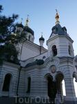 Церковь была построена на чаепромышленника Кузнецова А.Г.