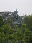 Мост через Рейн в Кельне