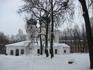 Антониев монастырь. Храм...