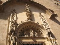 Католический собор Св. Девы Марии в Пальма-де-Майорка.