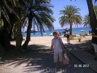 На пляже Ваи