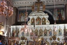 """Монастырская церковь, здесь находится икона """"Животворящий источник"""""""