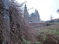 Замок Росенборг - сказочное место Копенгагена!