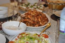 Креветки на ужин
