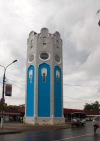 Пушкинская водонапорная башня