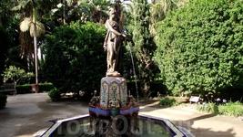 Malaga - Paceo del Parke