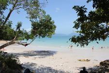 Пляж Манки Бич. (Лангкави)