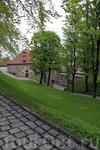 Самые старые постройки крепости Акерхус датируются 13-14 веками.