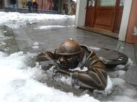 Прогулки по Братиславе.