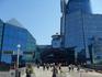 Вокзал в Самаре. Один из самых красивых в России.