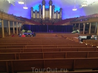 Внутреннее убранство мармонской церкви