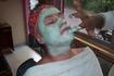 В Местной цирюлне моему мужу сделали косметические процедуры, всего 600 рупий.